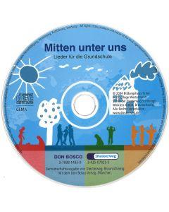 Mitten unter uns (Audio-CD)