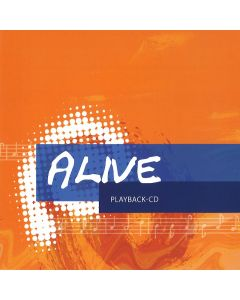 Alive (Playback-CD)