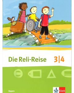 Die Reli-Reise 3/4 (Schülerbuch)
