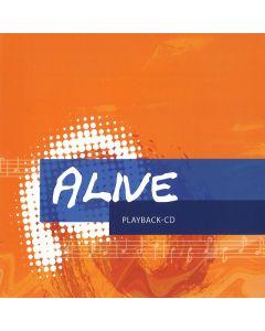 Alive (Playback-CD)